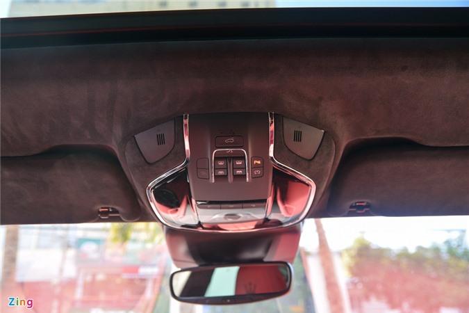 Chi tiet Maserati Levante tai VN, SUV hang sang gia tu 5, 5 ty dong anh 14