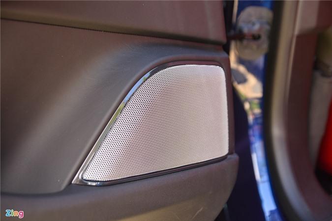 Chi tiet Maserati Levante tai VN, SUV hang sang gia tu 5, 5 ty dong anh 15