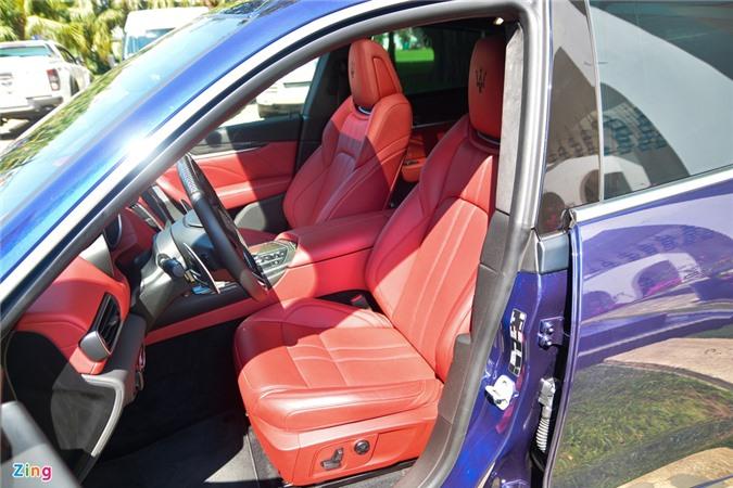 Chi tiet Maserati Levante tai VN, SUV hang sang gia tu 5, 5 ty dong anh 8