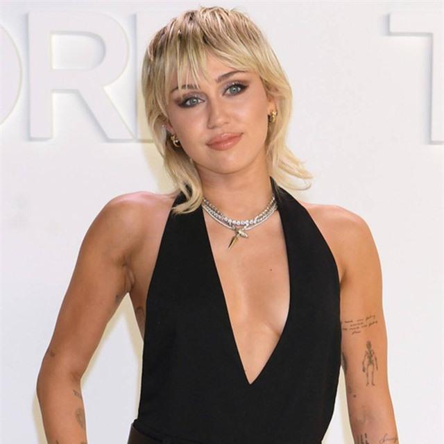 Miley Cyrus: Thật may mắn vì tôi đã cai nghiện - Ảnh 1.