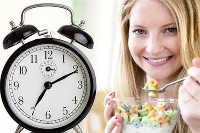 Bữa sáng chứa nhiều protein giúp bạn no lâu hơn