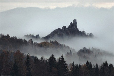 Những bức ảnh tái hiện sinh động thế giới trong truyện cổ Grimm
