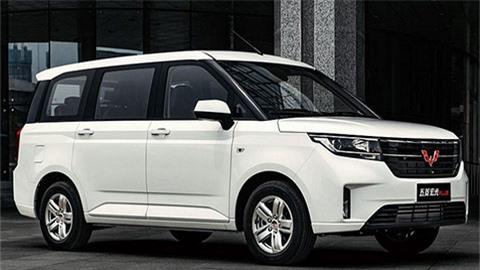 Sốc với mẫu MPV đẹp long lanh của GM, động cơ 1.2L mà giá chỉ hơn 140 triệu đồng