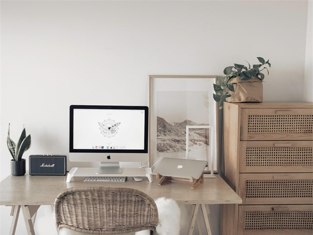 Ý tưởng thiết kế bàn làm việc 'cực chất' khiến bạn luôn tràn đầy cảm hứng - Ảnh 3