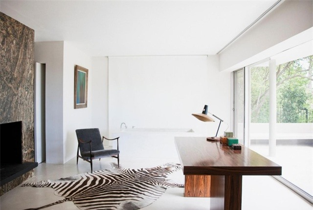 Ý tưởng thiết kế bàn làm việc 'cực chất' khiến bạn luôn tràn đầy cảm hứng - Ảnh 4