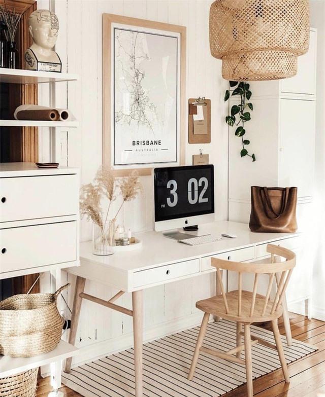 Ý tưởng thiết kế bàn làm việc 'cực chất' khiến bạn luôn tràn đầy cảm hứng - Ảnh 7