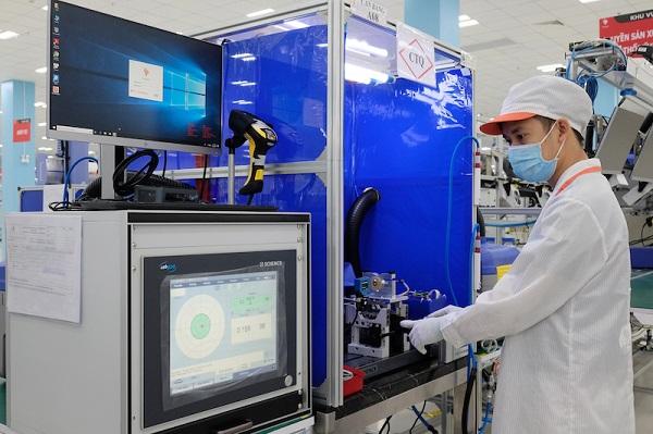 Vingroup sản xuất linh kiện máy thở cho Medtronic, dự kiến xuất khẩu  50.000 đơn vị linh kiện trong năm 2020.
