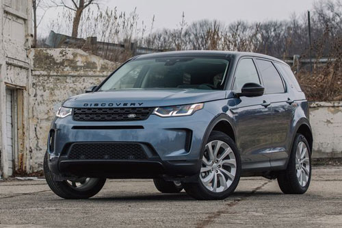 Land Rover Discovery Sport 2020.