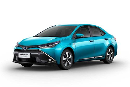 10. Toyota Levin (doanh số: 20.186 chiếc).