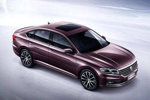 2. Volkswagen Lavida (doanh số: 35.997 chiếc).