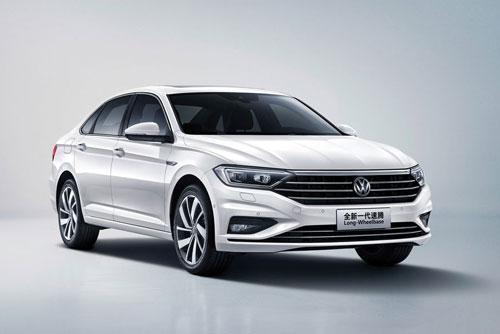 8. Volkswagen Sagitar (doanh số: 21.393 chiếc).