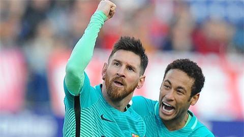 Barca lấy lòng Messi bằng việc nổ 'bom tấn' Neymar