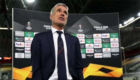 HLV Luís Castro thừa nhận thất bại của đội nhà