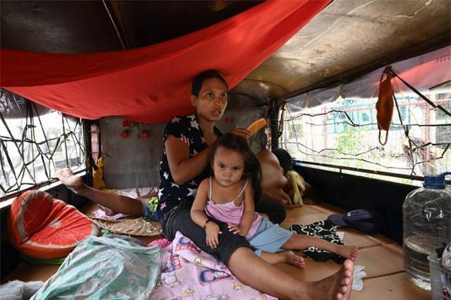 Đói ăn và vô gia cư - tình trạng của nhiều tài xế tại Đông Nam Á thời COVID-19 - Ảnh 3.