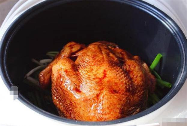 Không cần nước hay dầu ăn, cho thịt gà vào nồi cơm điện được ngay món nướng ngon thế này - 2