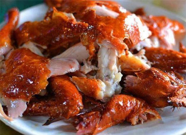 Không cần nước hay dầu ăn, cho thịt gà vào nồi cơm điện được ngay món nướng ngon thế này - 4
