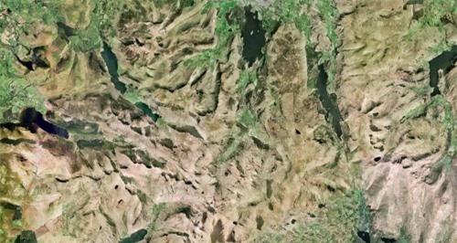 Những hình ảnh vệ tinh kỳ lạ biến Trái Đất trở nên lạ lẫm - 10