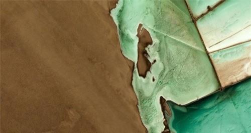 Những hình ảnh vệ tinh kỳ lạ biến Trái Đất trở nên lạ lẫm - 7
