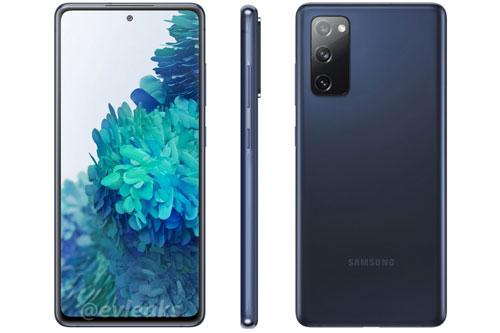 Samsung Galaxy S20 Fan Edition.