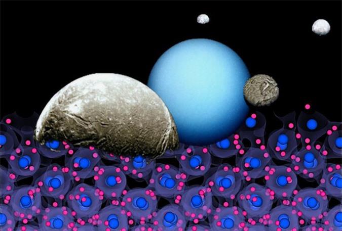 Sốc: Hệ Mặt Trời còn giấu 2 hành tinh đại dương nhiều nước hơn Trái Đất - Ảnh 1.