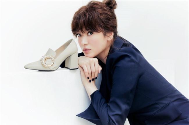 Kiểu tóc mới đáng yêu của ngôi sao Hàn Quốc.