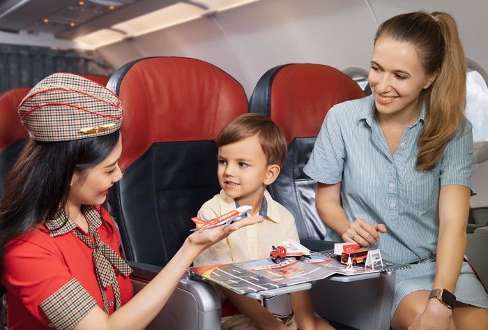 Vietjet triển khai chương trình khuyến mãi siêu tiết kiệm với mức giá chỉ từ 2.021 đồng cho các chuyến bay vào miền Nam dịp Tết Nguyên đán.