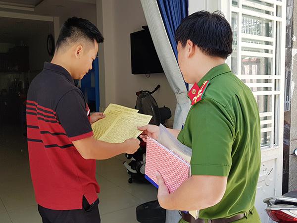 ực lượng Cảnh sát khu vực triển khai rà soát địa bàn theo chỉ đạo của Giám đốc Công an TP Đà Nẵng