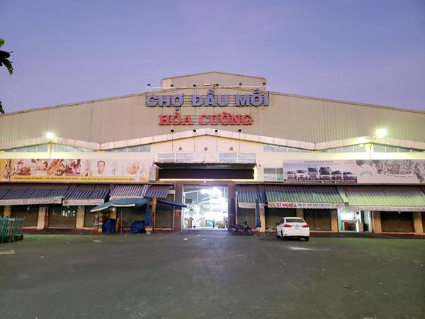 Chợ Đầu mối Hòa Cường (Đà Nẵng)
