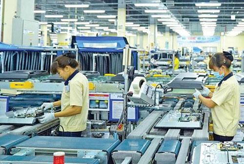 Kim ngạch xuất nhập khẩu của doanh nghiệp FDI đạt gần 173 tỷ USD.