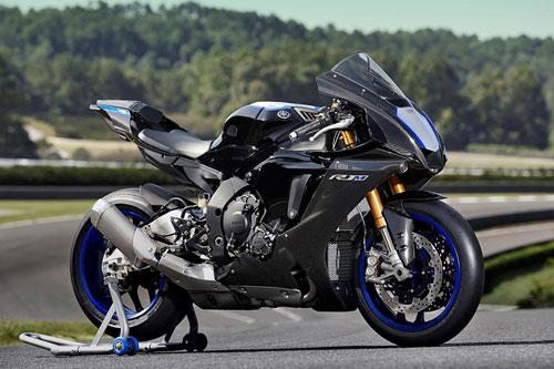 =7. Yamaha YZF-R1M 2020 (vận tốc tối đa: 299 km/h).