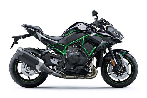 =2. Kawasaki Z H2 2020 (vận tốc tối đa: 322 km/h).