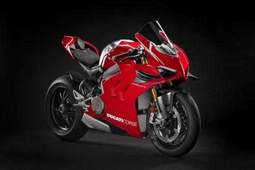 4. Ducati Panigale V4R 2020 (vận tốc tối đa: 320 km/h).