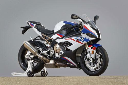 5. BMW S1000RR 2020 (vận tốc tối đa: 309 km/h).