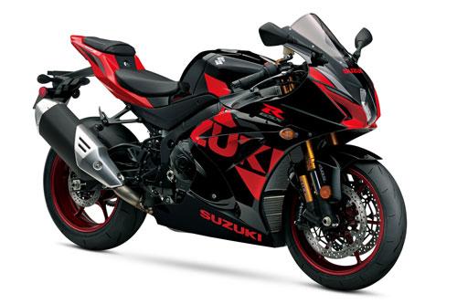 =7. Suzuki GSX-R1000R 2020 (vận tốc tối đa: 299 km/h).