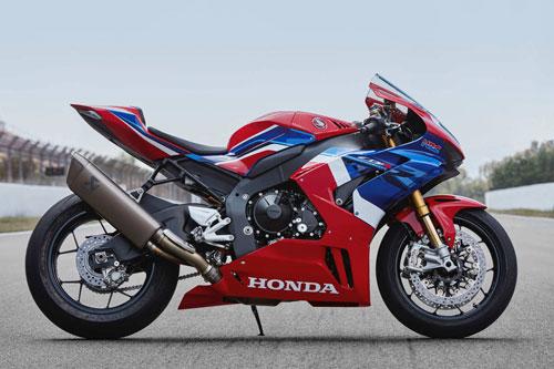 =7. Honda CBR1000RR-R Fireblade SP 2021 (vận tốc tối đa: 299 km/h).