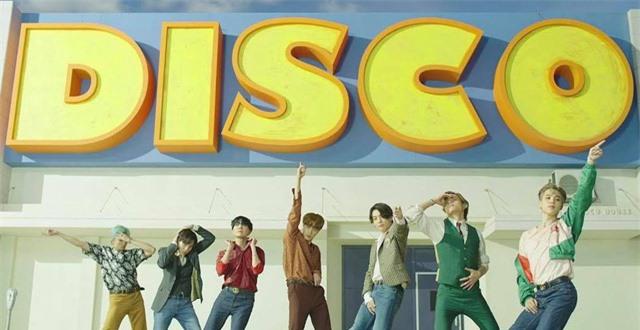 BTS tung teaser ca khúc mới đậm chất disco - Ảnh 2.