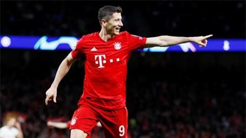 Bayern Munich: Lewandowski tiếp tục phong độ 'the best'
