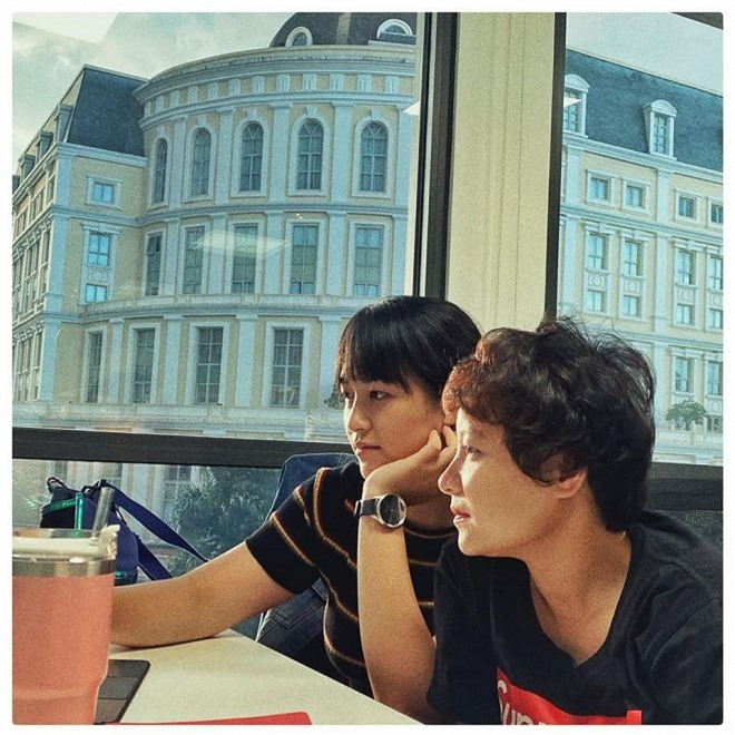 em gái diễn viên Huỳnh Anh 1