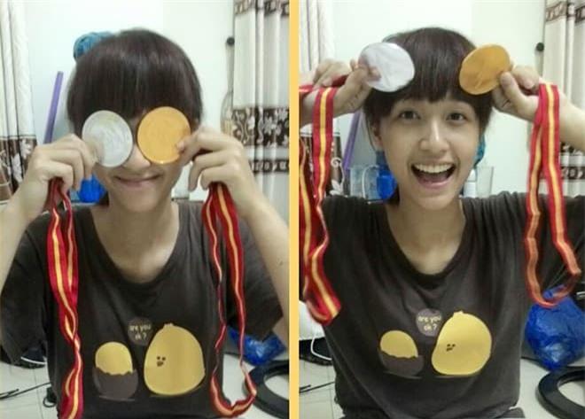 em gái diễn viên Huỳnh Anh 2