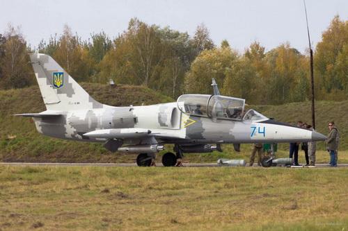 Không quân Ukraine dự định thay thế máy bay huấn luyện L-39 Albatros bằng EMB-314 Super Tucano. Ảnh: Topwar.