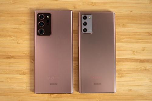Galaxy Note 20 Ultra.