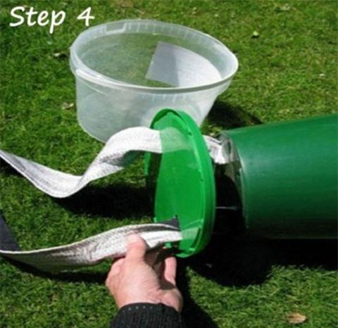 """10 phút làm chậu cây thông minh tự tưới, cả tháng """"lười"""" không chăm cây vẫn xanh tốt - 4"""
