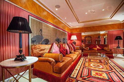 Khách sạn Burj al-Arab.