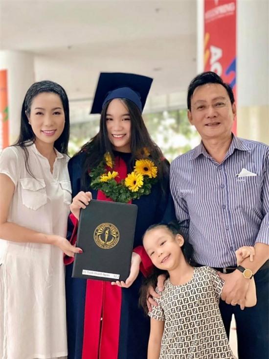 Gia đình Trịnh Kim Chi.
