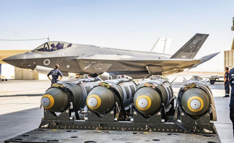 Tiêm kích tàng hình F-35 đang giúp Không quân Israel vượt trội mọi đối thủ trong khu vực. Ảnh: Janes Defense.