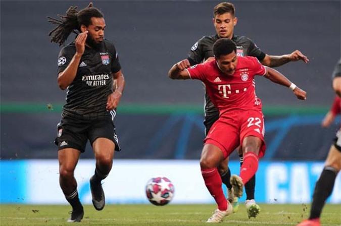 Bayern đang toàn thắng ở Champions League mùa này