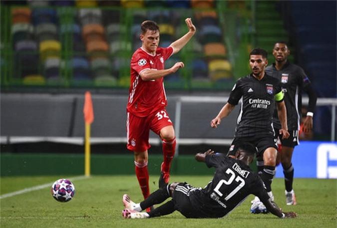 Kimmich đóng góp 1 cú đúp vào chiến thắng của Bayern