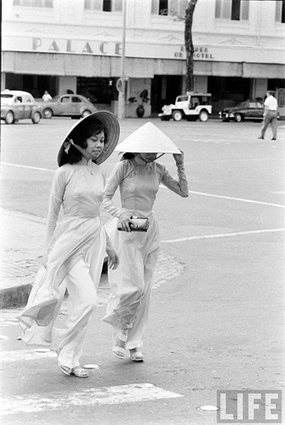 Sài Gòn năm 1961 (Ảnh: Life).