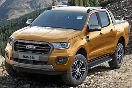 Ford Ranger Wildtrak 2020.