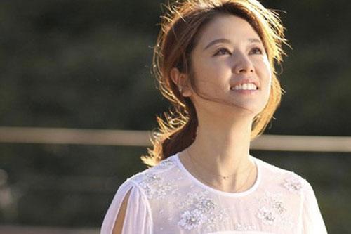 """Lâm Tâm Như khoe nhan sắc """"không tỳ vết"""" trong bộ ảnh mới."""